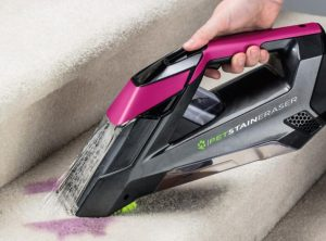 portable carpet cleaner benefits